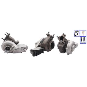 Charger, charging system TURBO MOTOR Art.No - PA7274632 OEM: 6470900180 for MERCEDES-BENZ buy