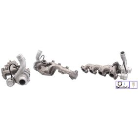 Lader, Aufladung TURBO MOTOR Art.No - PA8024196 OEM: 1211269 für OPEL, FORD kaufen