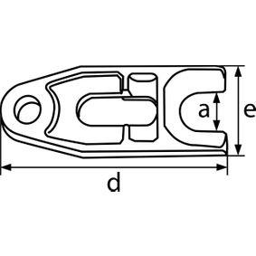 KL-0165-31 Expulsor, cardán de GEDORE herramientas de calidad