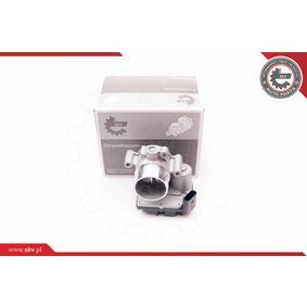 Drosselklappenstutzen ESEN SKV Art.No - 12SKV064 OEM: 03L128063R für VW, AUDI, SKODA, SEAT kaufen