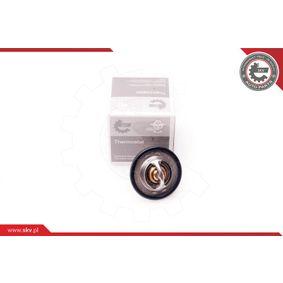 Thermostat, Kühlmittel ESEN SKV Art.No - 20SKV047 OEM: 91159950 für OPEL, RENAULT, NISSAN, CHEVROLET, DACIA kaufen