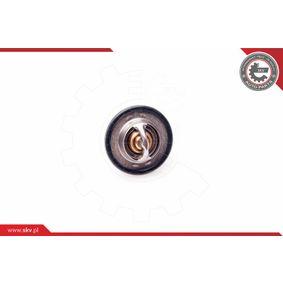 ESEN SKV Thermostat, Kühlmittel 91159950 für OPEL, RENAULT, NISSAN, CHEVROLET, DACIA bestellen