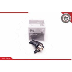 Thermostat, Kühlmittel ESEN SKV Art.No - 20SKV074 OEM: 8200561420 für RENAULT, DACIA, RENAULT TRUCKS kaufen