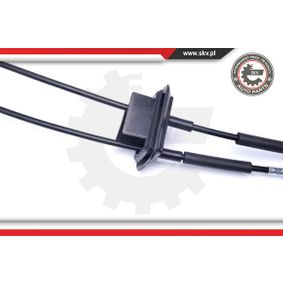 PANDA (169) ESEN SKV Cable manual transmission 27SKV095
