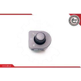 Schalter Spiegelverstellung ESEN SKV (37SKV600) für VW GOLF Preise