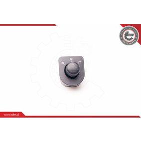 37SKV600 ESEN SKV Schalter Spiegelverstellung - VW GOLF 06.1998