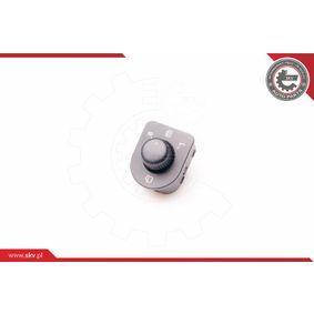 Schalter Spiegelverstellung (37SKV601) hertseller ESEN SKV für VW Golf IV Cabrio (1E) ab Baujahr 06.1998, 100 PS Online-Shop