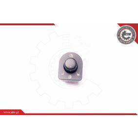 37SKV601 Schalter Spiegelverstellung ESEN SKV für VW GOLF 1.6 100 PS zu niedrigem Preis