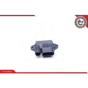 Relay glow plug system 96SKV029 ESEN SKV