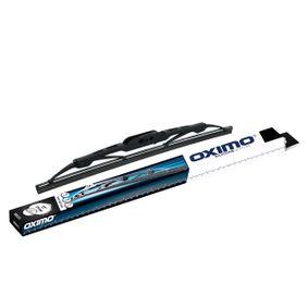 Escobillas de limpiaparabrisas (WUS375) fabricante OXIMO para TOYOTA Yaris Hatchback (_P1_) año de fabricación 01/2003, 105 CV Tienda online