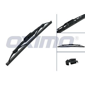 Wiper blades (WUS400) producer OXIMO for FIAT PANDA (169) year of manufacture 09/2003, 60 HP Online Shop