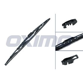 Wiper blades (WUS575) producer OXIMO for FIAT PANDA (169) year of manufacture 09/2003, 60 HP Online Shop