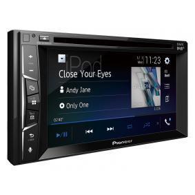 Multimediální přijímač pro auta od PIONEER – levná cena