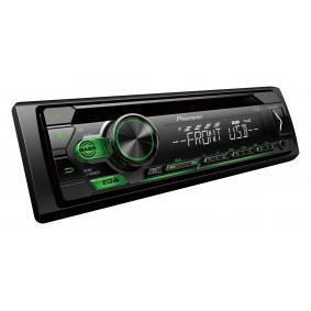 DEH-S110UBG Stereos voor voertuigen