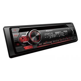 DEH-S310BT Stereos voor voertuigen
