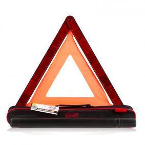 Τρίγωνο προειδοποίησης για αυτοκίνητα της HEYNER: παραγγείλτε ηλεκτρονικά