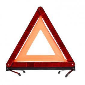550300 Triângulo de sinalização para veículos