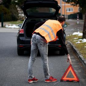 549000 HEYNER Vestă auto reflectorizantă ieftin online