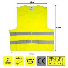 549120 Светлоотразителна жилетка за автомобили