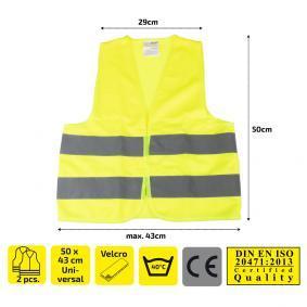 549130 Reflexní vesta pro vozidla