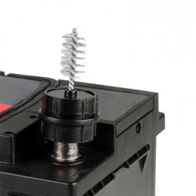 HEYNER Spazzola metallica, Pulizia poli / morsetti batteria (925100) ad un prezzo basso