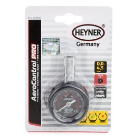 564100 Compressed Air Tyre Gauge / -Filler for vehicles