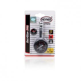 Tester / plnicka stlaceneho vzduchu v pneumatikach pro auta od HEYNER – levná cena