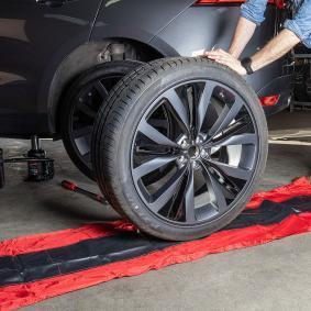 HEYNER Комплект калъфи за гуми 735100