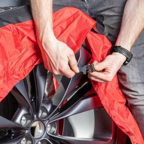 735100 HEYNER Set obalů na pneumatiky levně online