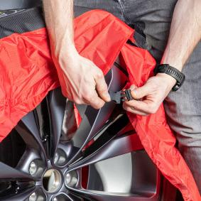 735100 HEYNER Set borsa per pneumatici a prezzi bassi online