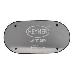 Protisluneční clony pro auta od HEYNER: objednejte si online