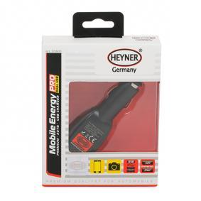 Car mobile phone charger for cars from HEYNER: order online