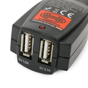 Caricabatterie da auto per cellulare HEYNER di qualità originale