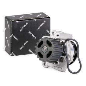 03L121011G für VW, AUDI, SKODA, SEAT, CUPRA, Wasserpumpe RIDEX (1260W0334) Online-Shop