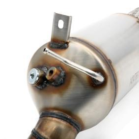 RIDEX Ruß- / Partikelfilter, Abgasanlage 1256S0004