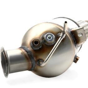 RIDEX Ruß- / Partikelfilter, Abgasanlage 1256S0005