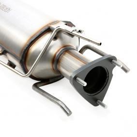 RIDEX Ruß- / Partikelfilter, Abgasanlage 1256S0010