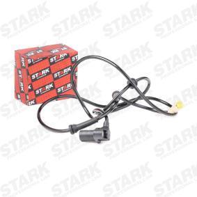 CLIO II (BB0/1/2_, CB0/1/2_) STARK Sensor Raddrehzahl SKWSS-0350758