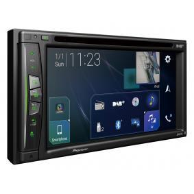 Autós AVIC-Z710DAB Multimédia vevő