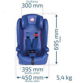 Dětská sedačka pro auta od capsula – levná cena