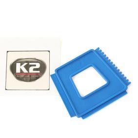 Ξέστρα πάγου για αυτοκίνητα της K2: παραγγείλτε ηλεκτρονικά