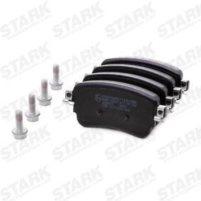 STARK SKBP-0011922 Brake Pad Set, disc brake OEM - SU001A6136 TOYOTA, RELIANCE, LEXUS cheaply