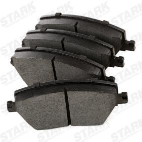 STARK Bremsbelagsatz, Scheibenbremse (SKBP-0011923) niedriger Preis