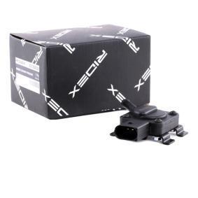 X3 (E83) RIDEX Abgasdrucksensor 4272S0025