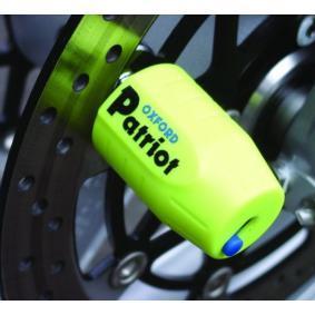 Inmovilizador antirrobo para coches de OXFORD - a precio económico