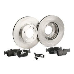 RIDEX Bremsscheiben und Bremsbeläge 3405B0336