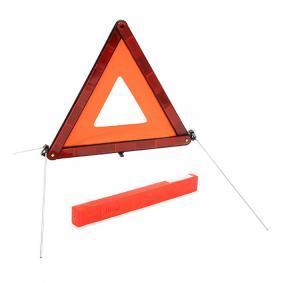 Varoituskolmio autoihin K2-merkiltä: tilaa netistä