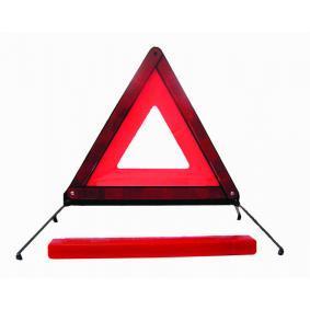 Varoituskolmio autoihin K2-merkiltä - halvalla