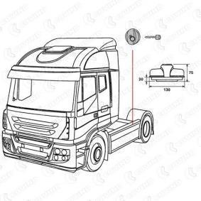 COVIND Verschluss, Kraftstoffbehälter 0004711230 für MERCEDES-BENZ bestellen