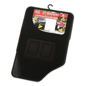 Zestaw dywaników podłogowych do samochodów marki POLGUM: zamów online